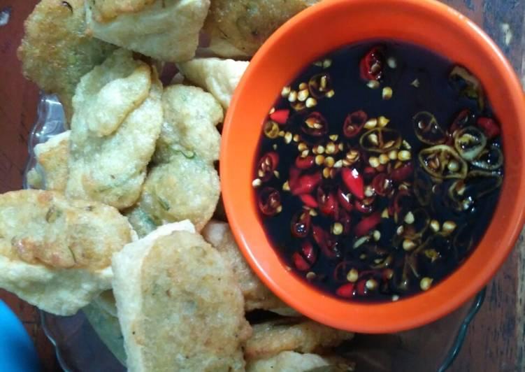 Cara membuat Tahu Aci khas Tegal ala NitiSari lezat