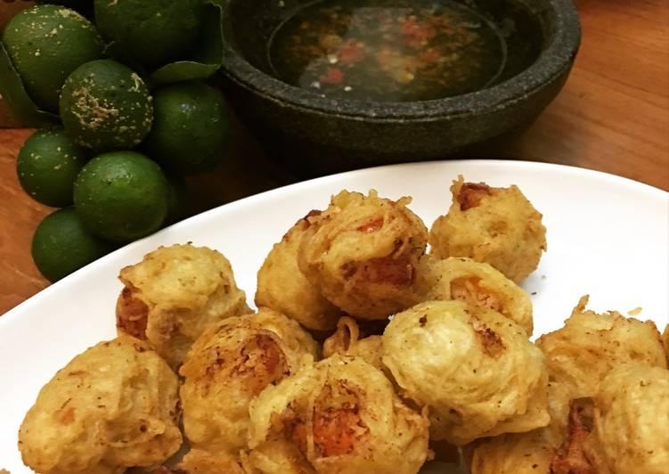 Cara Mudah mengolah Wuyan / talas goreng