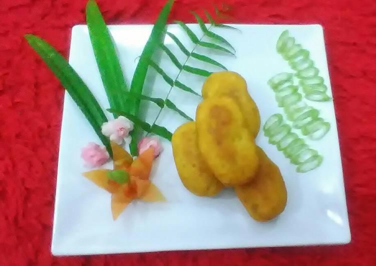 Resep: Pilus ubi yang bikin ketagihan