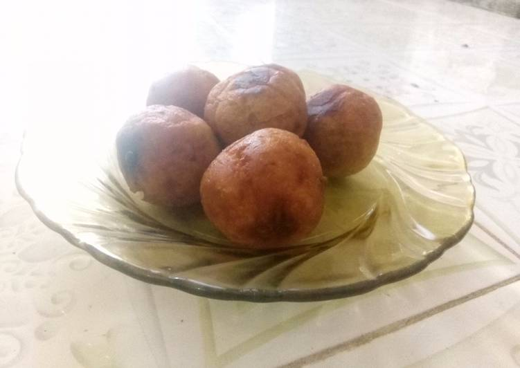 Resep: Pilus ubi jalar simpel ala resto