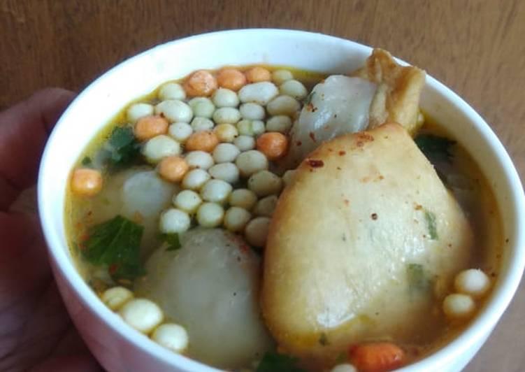 Resep: BAKSO ACI yang lagi HITS lezat