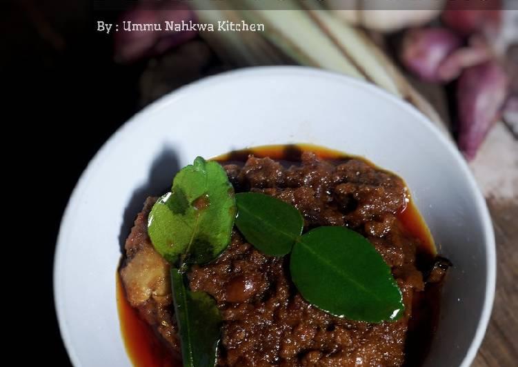 Resep memasak Bumbu Soto Taucho khas Pekalongan ala Ummu Nahkwa Kitchen istimewa