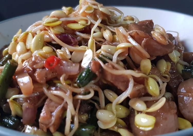 Resep: Sayur ale bakso