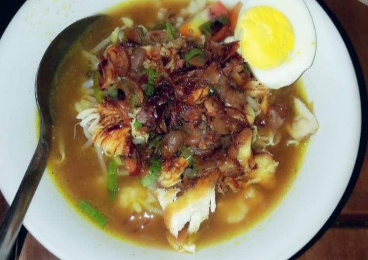 Resep membuat Soto tauco yang menggugah selera