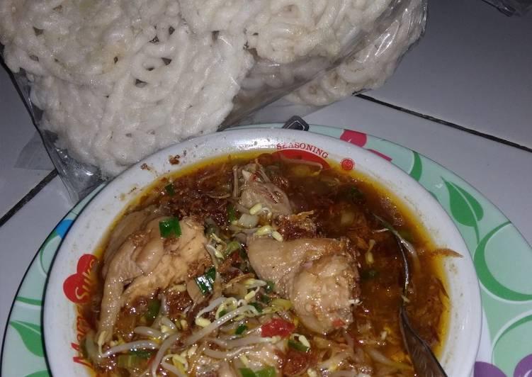 Resep: Sauto (soto tauco) khas Tegal yang menggugah selera