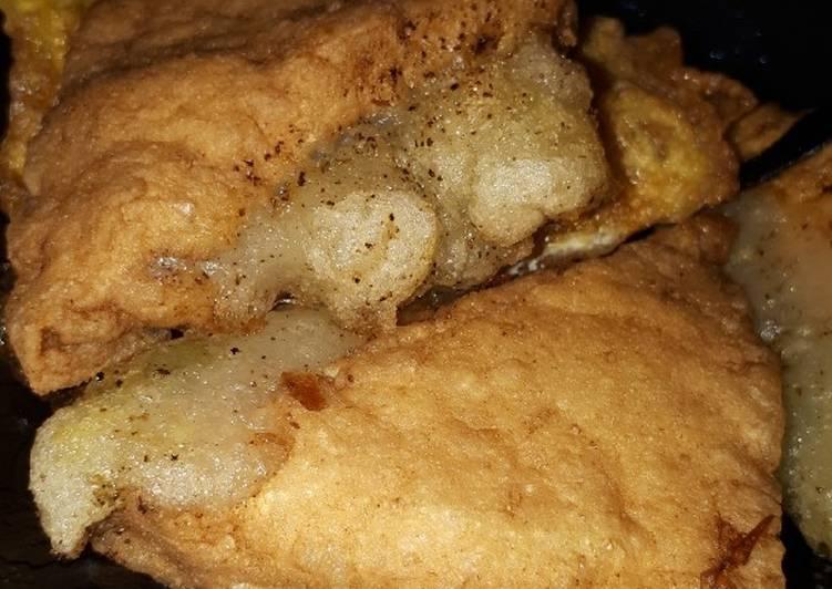 Resep membuat Tahu aci goreng enak