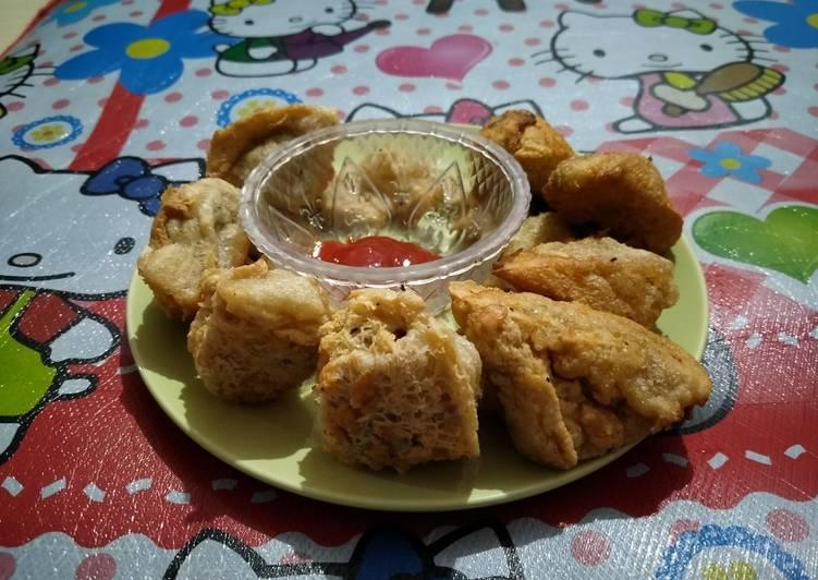 Resep memasak Tahu aci slawi istimewa