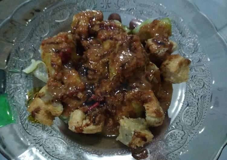 Cara memasak Batagor aci,kol aci(somay gulung aci + tahu aci) + saus kacang yang bikin ketagihan