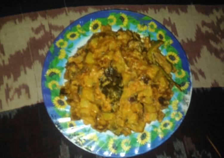 Resep: Sambal goreng kentang krecek lezat