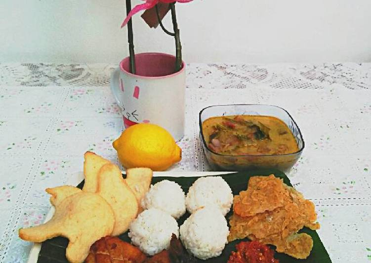 Resep: Nasi penggel khas Kebumen lezat