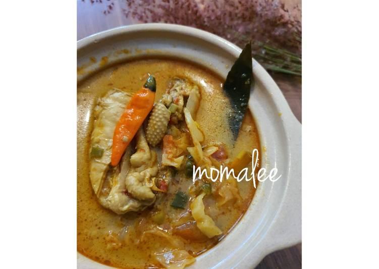 Cara memasak Tongseng ayam kampung ala resto