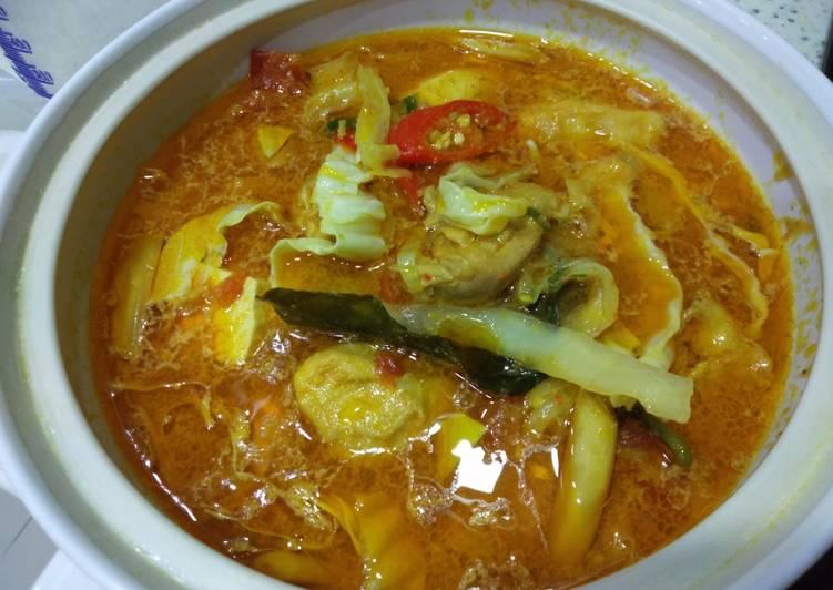 Cara membuat Tongseng ayam pedas ala resto