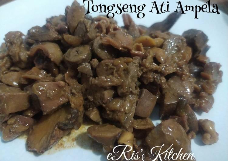 Resep memasak Tongseng Ati Ampela yang menggugah selera