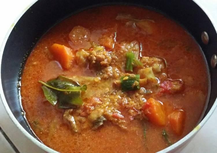 Resep memasak Tongseng ayam rumahan ala resto