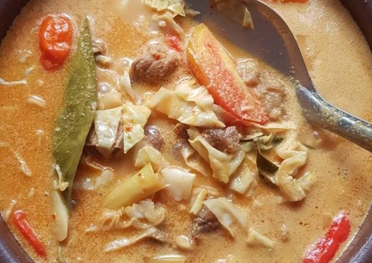 Cara Mudah memasak Tongseng Daging (sapi) ala resto