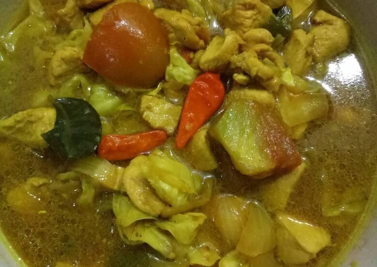 Cara Mudah membuat Tongseng ayam filet mudah dan cepat istimewa