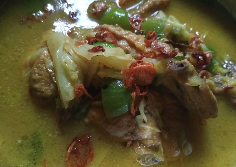 Resep mengolah Tongseng ayam istimewa