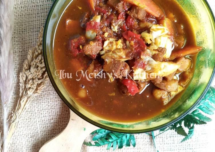 Resep memasak Tongseng Daging yang bikin ketagihan