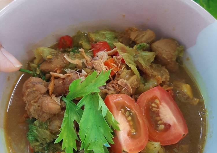 Resep: Tongseng kambing pedas ala resto