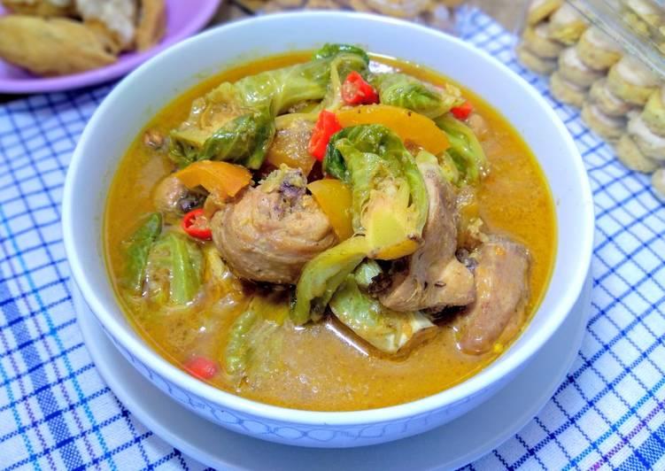 Resep: Tongseng Ayam dan Cuciwis istimewa