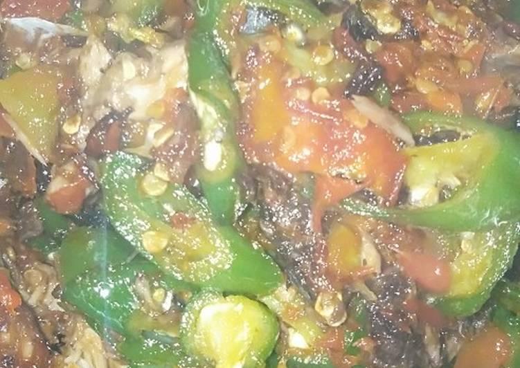 Resep: Tongseng sambal tongkol istimewa