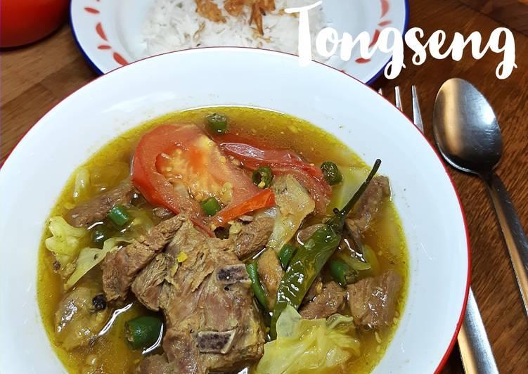 Resep: Tongseng kambing sedap