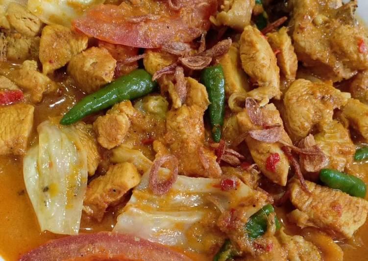 Resep: Tongseng Ayam yang bikin ketagihan
