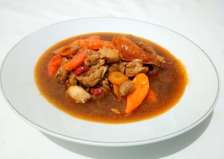 Cara memasak Tongseng Ayam yang menggugah selera