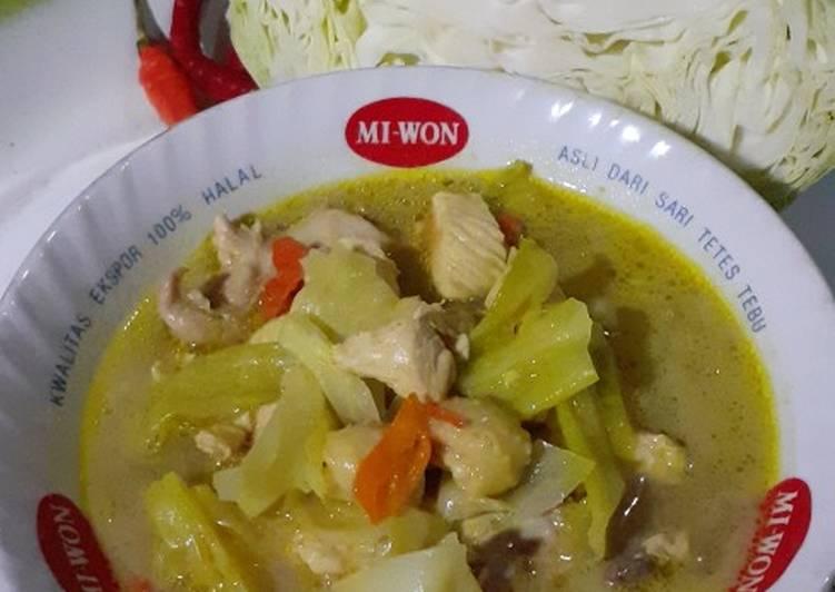 Resep memasak Tongseng Ayam ala resto