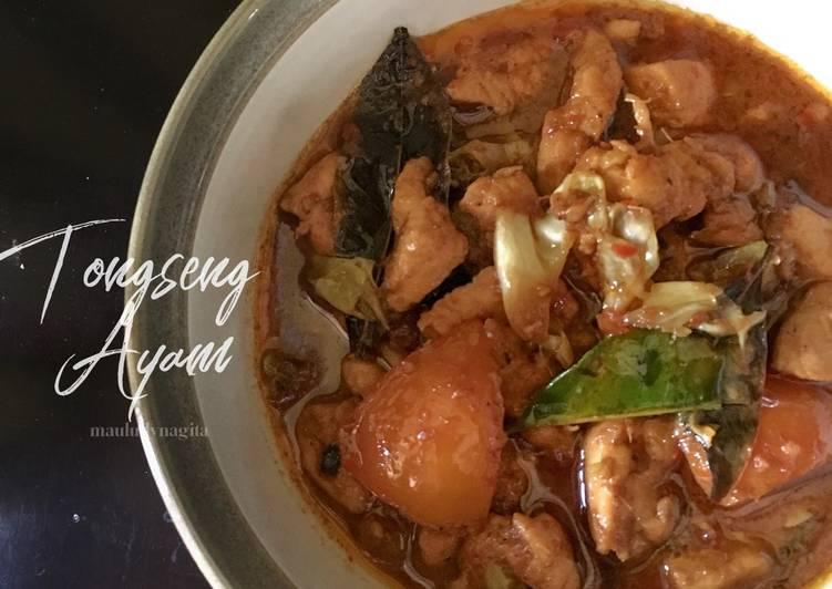 Resep: Tongseng Ayam ala resto