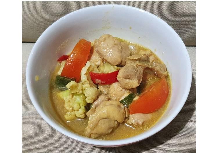 Resep: Tongseng Ayam #tanpasantan yang bikin ketagihan