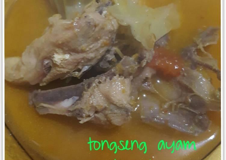 Resep membuat Tongseng ayam yang menggugah selera