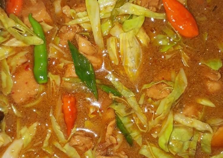 Cara mengolah Tongseng ayam yang menggugah selera