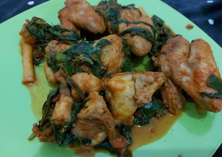 Resep: Ayam rica rica khas manado sedap