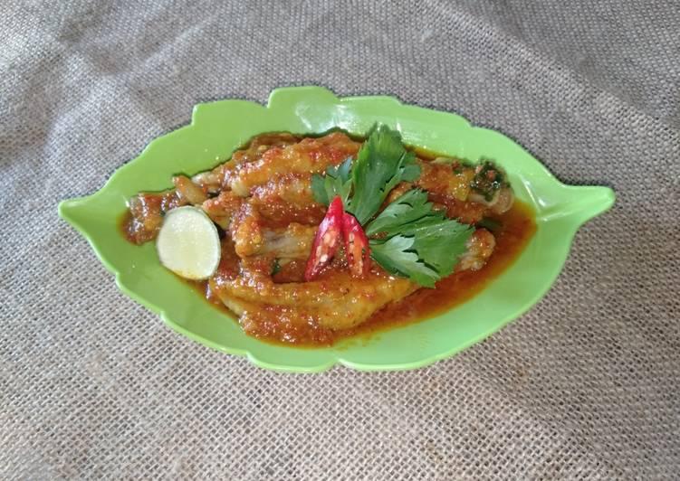 Cara membuat Rica-rica Ayam