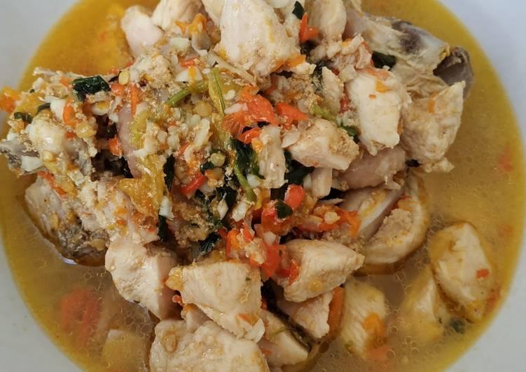 Resep: Ayam Rica Kemangi yang menggugah selera