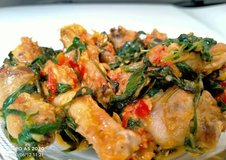 Cara Mudah membuat Ayam rica2 simple & enak sedap