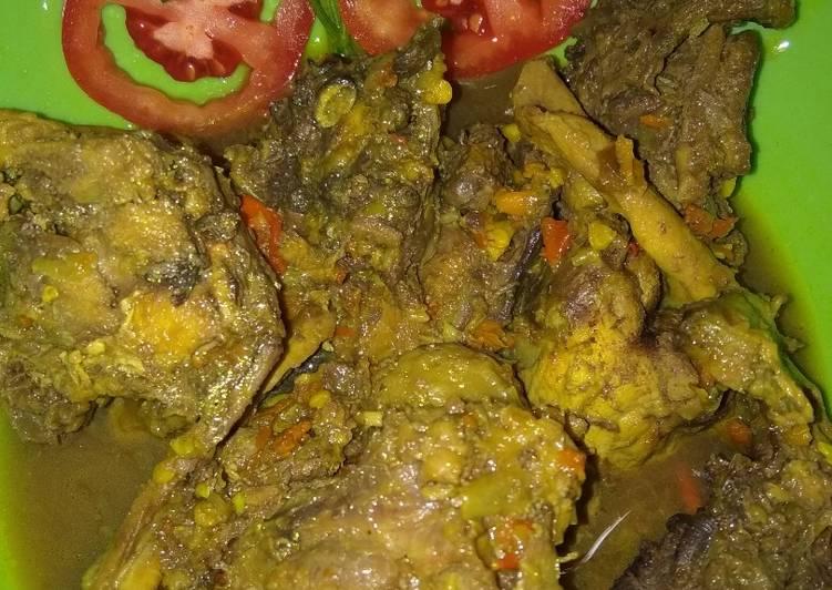 Cara memasak Rica-rica pedas mantap yang bikin ketagihan