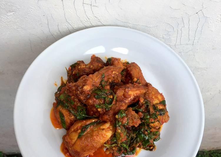 Resep: Ayam woku/Ayam kemangi/Ayam rica-rica