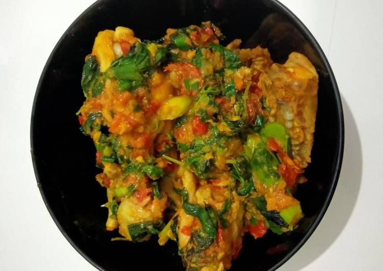 Resep: Ayam Rica-rica ala resto