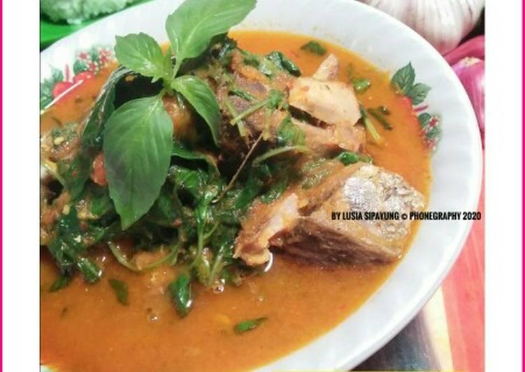 Resep memasak Tongkol Rica-Rica Kemangi yang menggugah selera
