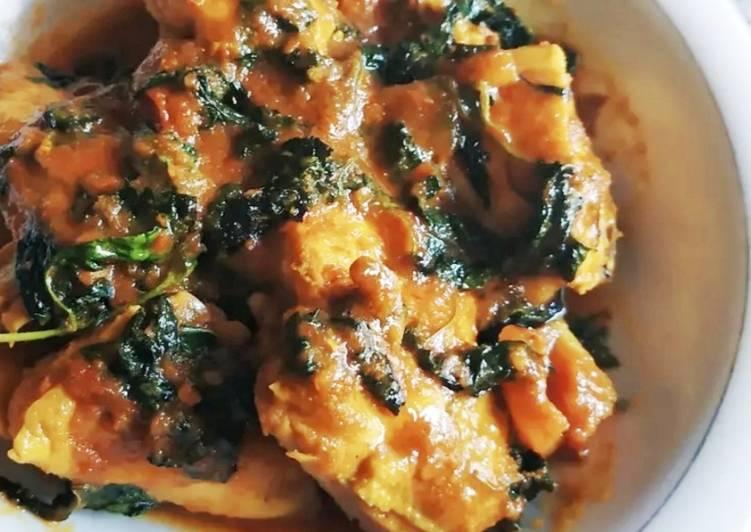 Resep: Ayam rica pedas kemangi yang bikin ketagihan