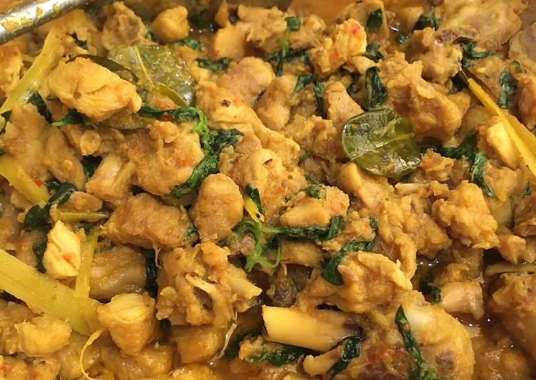 Cara memasak Rica rica ayam anak kos ala resto