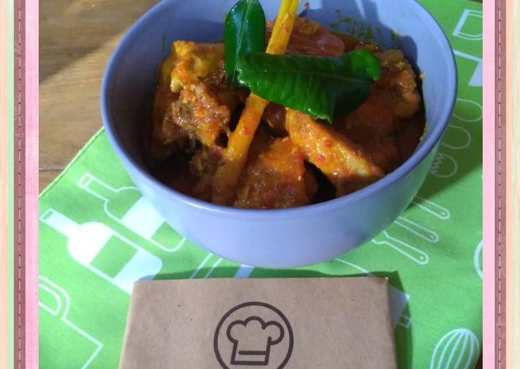 Resep: Rica Rica Ayam yang bikin ketagihan