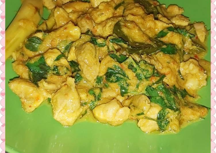 Resep: Ayam Rica Rica Kemangi yang menggugah selera