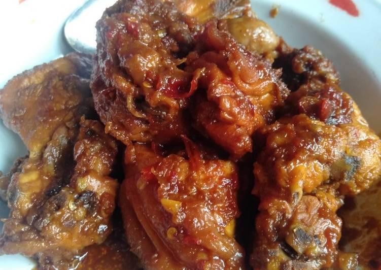 Resep: Rica-rica ayam yang menggugah selera