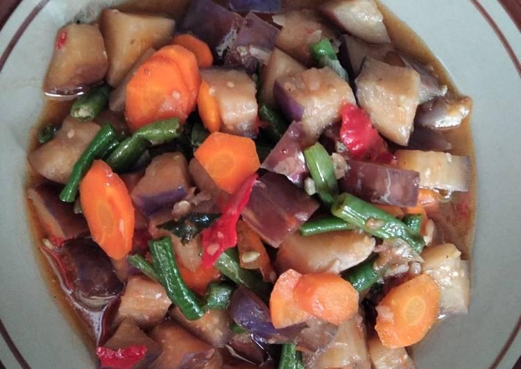 Resep: Sayur masak rica enak