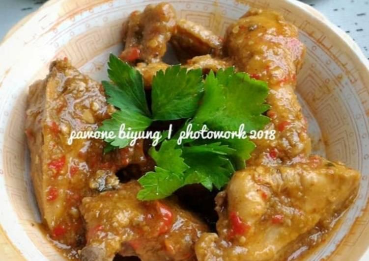 Cara memasak 9. Rica-Rica Ayam yang bikin ketagihan