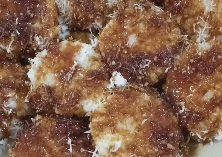 Resep membuat Lopis tradisional enak
