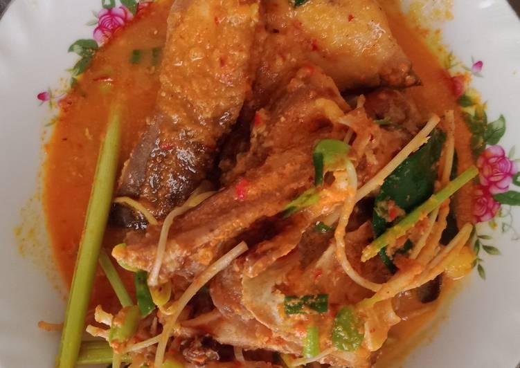 Resep memasak Mangut ikan pari yang menggoyang lidah